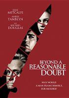 Imagen de portada para Beyond a reasonable doubt
