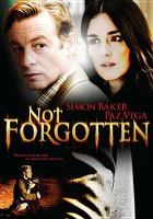 Cover image for Not forgotten