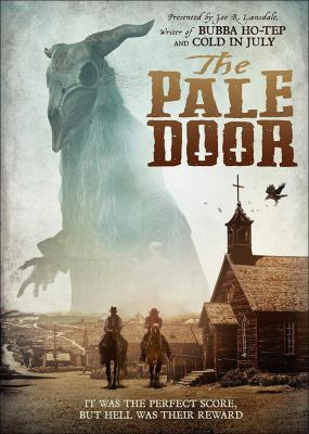 Cover image for The pale door