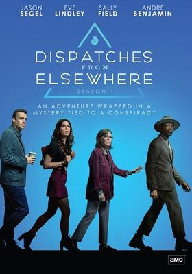 Cover image for Dispatches from elsewhere. Season 1