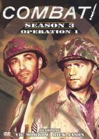 Imagen de portada para Combat! Season 3; Operation 1