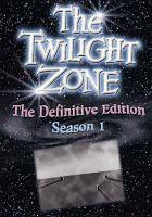 Imagen de portada para The twilight zone Season 1