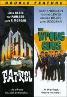 Cover image for Night patrol The wrong guys.