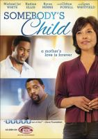 Cover image for Somebody's child