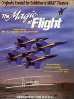 Cover image for The magic of flight