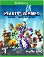 Cover image for Plants vs. Zombies Battle for Neighborville.