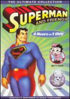 Cover image for Superman and friends