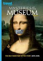 Cover image for Mysteries at the museum Season 1.