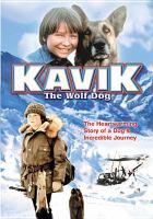 Imagen de portada para Kavik the wolf dog