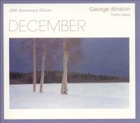 Cover image for December piano solos