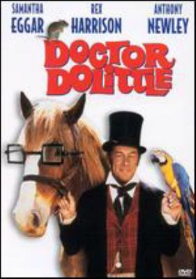 Cover image for Doctor Dolittle