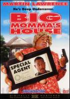 Cover image for Big momma's house