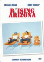 Cover image for Raising Arizona