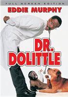 Cover image for Dr. Dolittle
