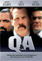 Cover image for Q & A