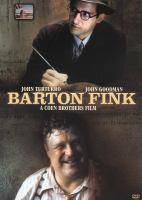 Imagen de portada para Barton Fink