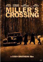 Imagen de portada para Miller's crossing