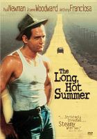 Cover image for The long, hot summer