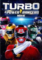 Cover image for Turbo a Power Rangers movie