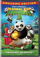Cover image for Kung fu panda 3