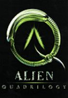Cover image for Alien quadrilogy