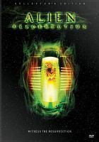 Cover image for Alien resurrection