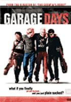Cover image for Garage days