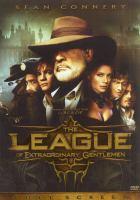 Imagen de portada para League of extraordinary gentlemen