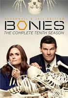 Cover image for Bones The complete tenth season