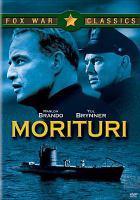 Cover image for Morituri