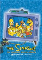 Cover image for The Simpsons The complete fourth season