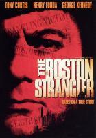 Cover image for The Boston strangler