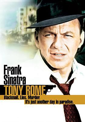 Cover image for Tony Rome