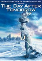 Cover image for The day after tomorrow