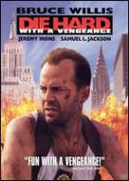 Cover image for Die hard with a vengeance