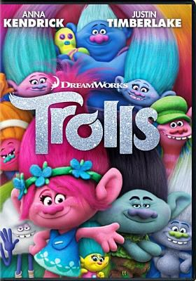 Cover image for Trolls