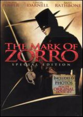 Cover image for The mark of Zorro