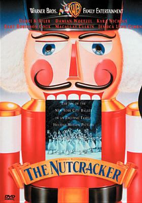 Cover image for George Balanchine's the nutcracker