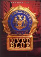 Cover image for NYPD Blue Season 03