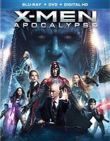 Cover image for X-men: Apocalypse