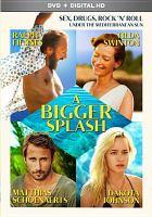 Cover image for A bigger splash