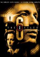 Imagen de portada para The X-files Season six