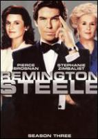 Cover image for Remington Steele  Season three