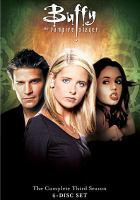 Cover image for Buffy the vampire slayer Season three