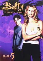 Cover image for Buffy the vampire slayer the complete fifth season
