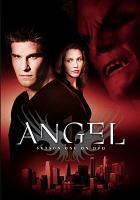 Cover image for Angel The complete first season