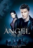 Cover image for Angel The complete second season