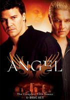 Cover image for Angel  The complete fifth Season
