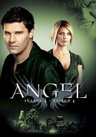 Cover image for Angel The complete fourth season