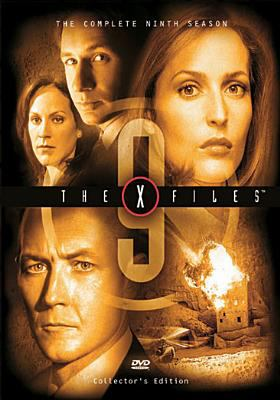 Cover image for The X-files season nine